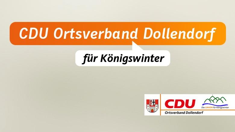 Der CDU Ortsverband Dollendorf
