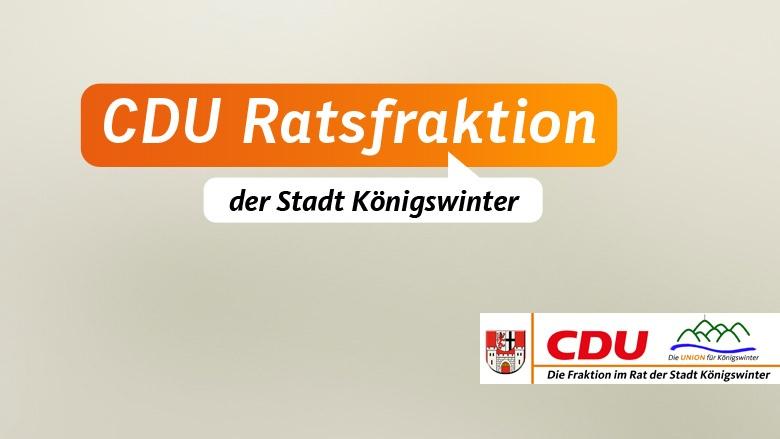 CDU-Fraktion im Rat der Stadt Königswinter