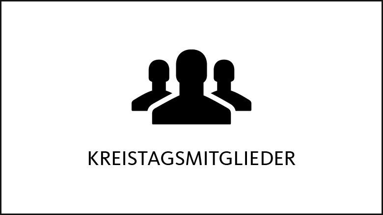 Kreistagsmitglieder