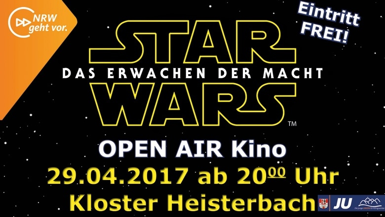 Open-Air-Kino-Nacht!!!